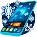 Winter Live Wallpaper ❄️ Frozen Snow Wallpapers Icon