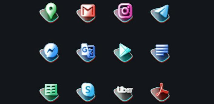 3D Icon Pack 💠 GangsTar apk