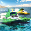 Boat Racing 3D: Jetski Driver & Furious Speed Icon
