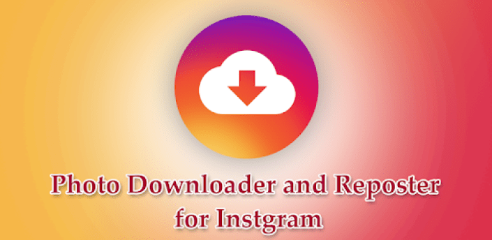 Photo downloader and Reposter for Instgram apk