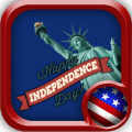4th July Photo Frames & Cards Icon