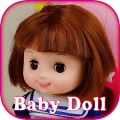 Funny Baby Doll Toys House Videos Icon