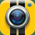 vintage HD camera - selfie camera Icon