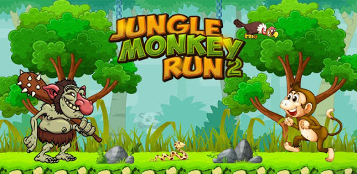 Jungle Monkey Run 2 : Banana Adventure apk