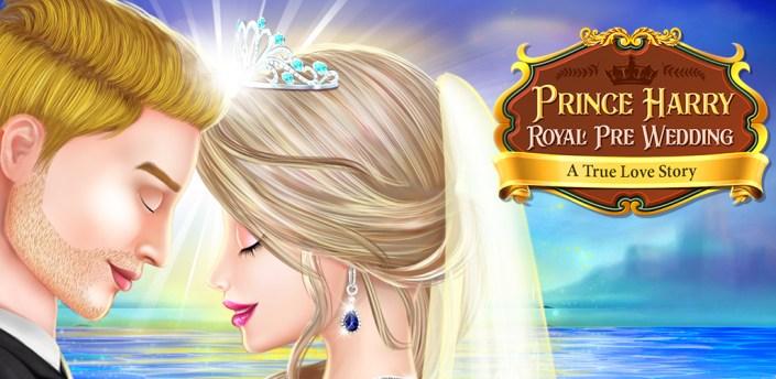 Prince Harry Royal Pre Wedding A True Love Story apk