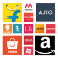 All Shopping Apps: All in One Online Shopping App Icon
