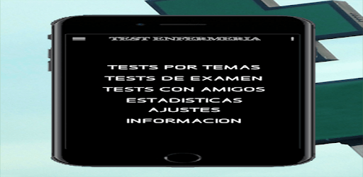 Test para la oposición de enfermería apk