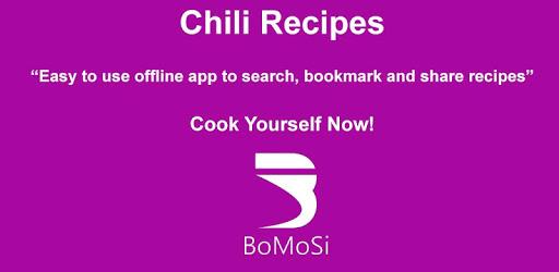Chili Recipe - Offline Recipe for Chili apk