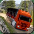 Offroad Truck Loader : 3D Transporter Heavy Truck Icon