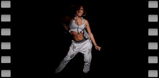 Hip Hop Dancer Girl Video Wallpaper apk