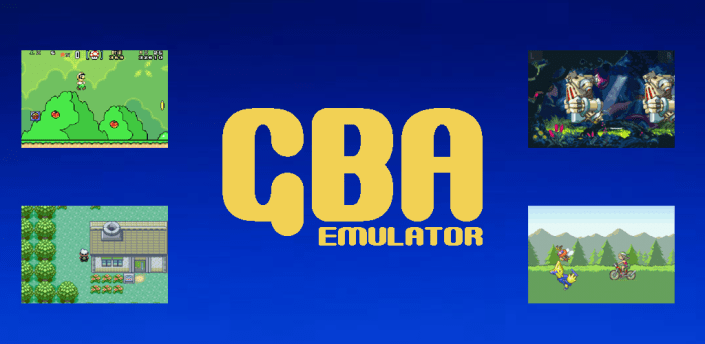 Emulator GBA apk