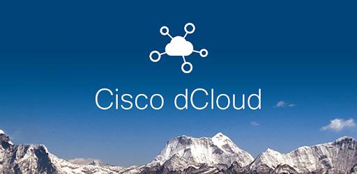 Cisco dCloud apk