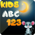 ABC For Kids 123 Kids Counting Icon