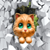 3D Wallpaper Puzzle for kid animal Icon