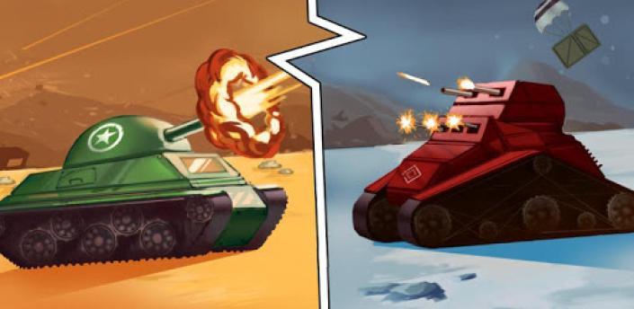 Tank Battle : War Commander apk
