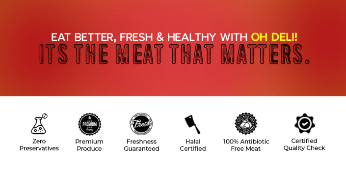 Ohdeli.in: High Quality Meat apk
