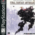 Final Fantasy Anthology PSX Icon