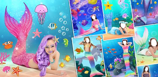 Mermaid Photo 🧜🏻♀️ apk