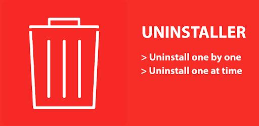 Uninstaller Applications apk