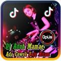 DJ Aduh Mamae Ada Cowok Baju Hitam Viral Tiktok Icon