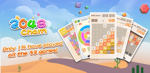 2048 Charm: Classic & Free, Number Puzzle Game apk