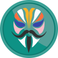 magisk check the root Icon