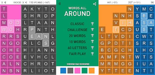 Words All Around - Free apk