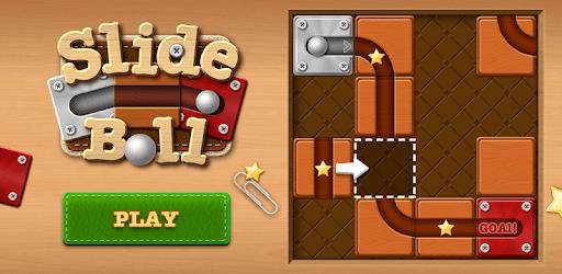 Unblock Ball: Slide Puzzle apk