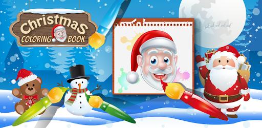 Christmas Colouring Book 🎅 apk