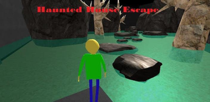 Baldi Horror Game Chapter 2 : Evil House Escape apk