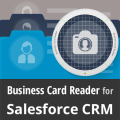 Business Card Scanner for Salesforce CRM Icon