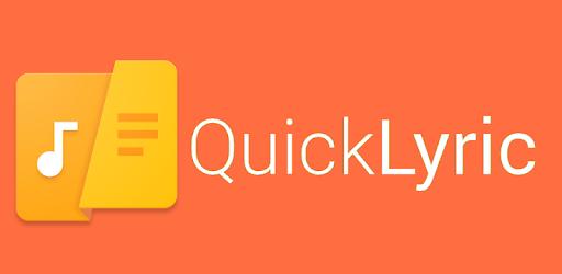 QuickLyric - Instant Lyrics apk