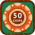 Blow up chip - Three in a row Icon