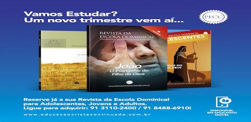 Revista da Escola Dominical apk
