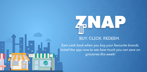 Znap - Cash Rewards, Voucher, Payments & Deals apk