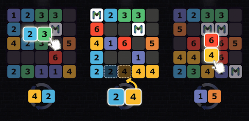 Merge Block Puzzle : Domino apk