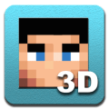 Skin Editor 3D for Minecraft Icon