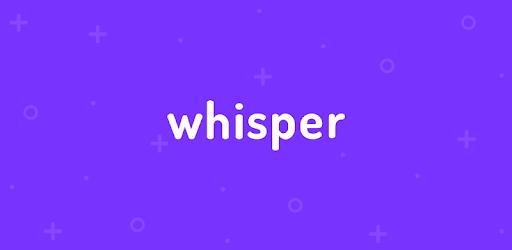 Whisper apk