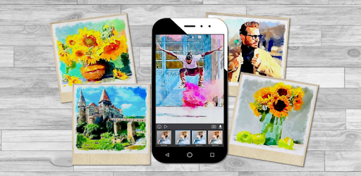 Watercolor Effects & Filter(QniPaint Watercolor) apk