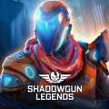 Shadowgun Legends: FPS Multiplayer Shooting Games Icon