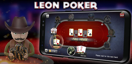 Leon Texas HoldEm Poker apk