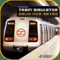 DelhiNCR Metro Train Simulator 2020 Icon