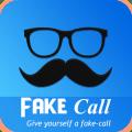 fake caller id outgoing call Icon