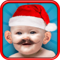 Funnyface Maker: Face Stickers Icon