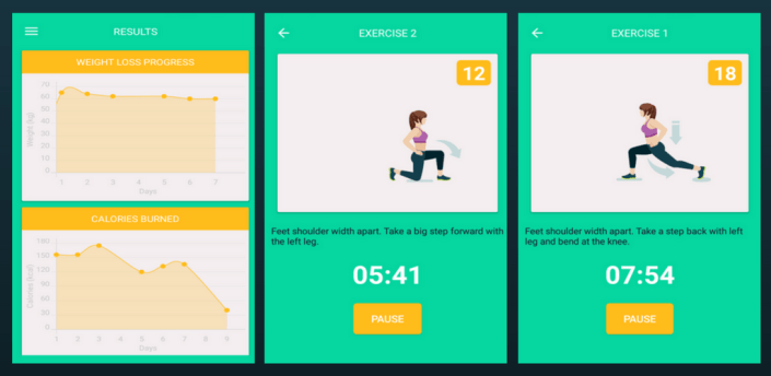 Lose Weight In 30 Days Challenge apk