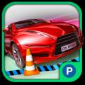 Car parking 3D - Parking Games Icon