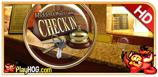 Challenge #256 Check In  Free Hidden Objects Games apk