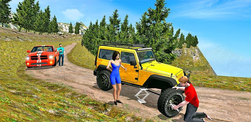 Offroad Jeep Driving Adventure Free apk