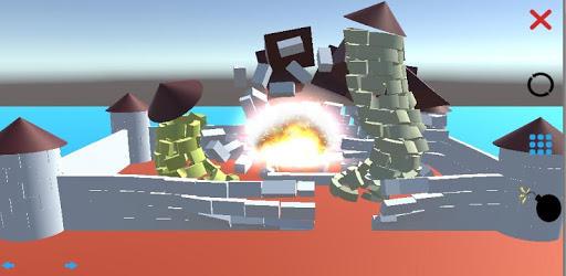 Destruction 3d physics simulation apk
