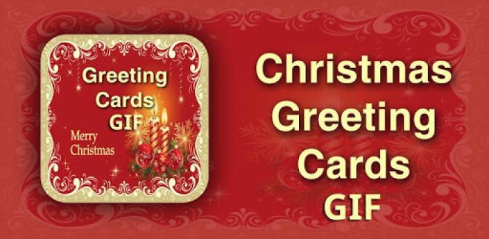 Christmas Greeting Cards & Gif apk